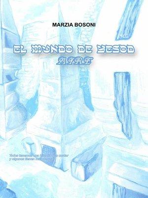 cover image of El mundo de Yesod--Aire