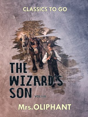 cover image of The Wizard's Son, Volumes 1-3