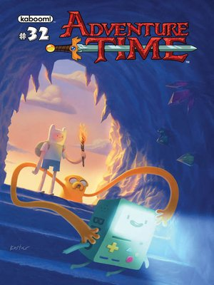 cover image of Adventure Time #32