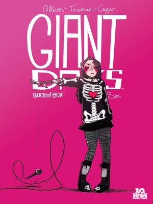 cover image of Giant Days (2015), Issue 6