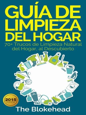 cover image of Guía de Limpieza del Hogar