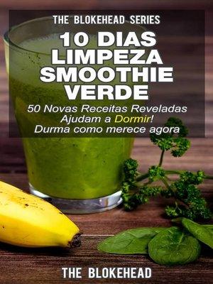 cover image of 10 Dias Limpeza Smoothie