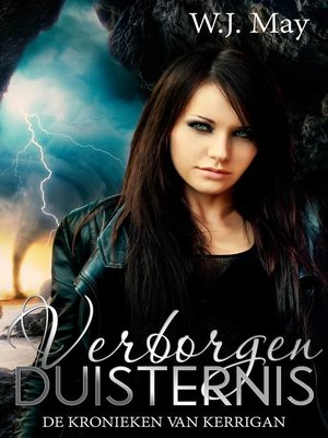 cover image of Verborgen Duisternis