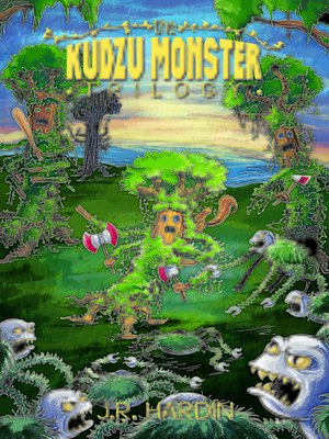cover image of The Kudzu Monster Trilogy
