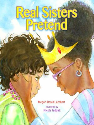 cover image of Real Sisters Pretend