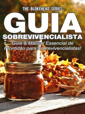 cover image of Guia Sobrevivencialista