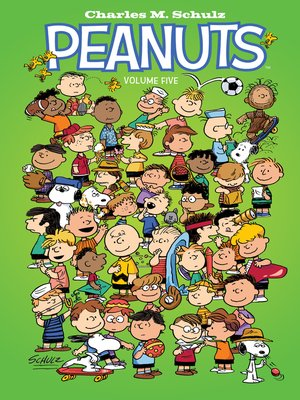 cover image of Peanuts (2012), Volume 5