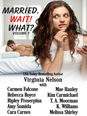cover image of Married. Wait! What?