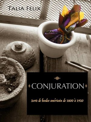 cover image of Conjuration