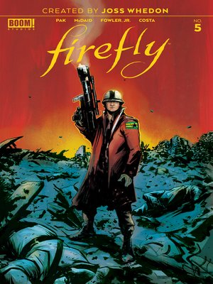 cover image of Firefly, Issue 5