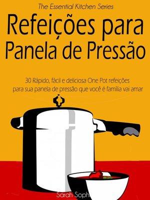 cover image of Refeições para Panela de Pressão