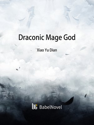 cover image of Draconic Mage God