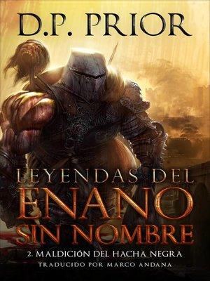 cover image of Maldición del Hacha Negra