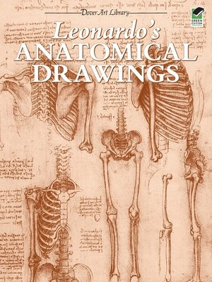 cover image of Leonardo's Anatomical Drawings