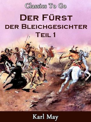 cover image of Der Fürst der Bleichgesichter