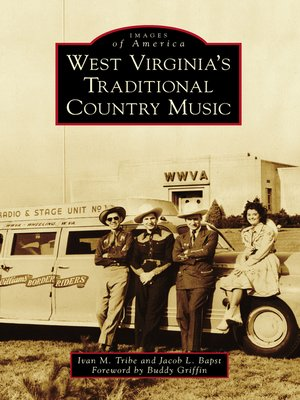 cover image of West Virginia's Traditional Country Music