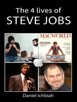 cover image of The Four Lives of Steve Jobs