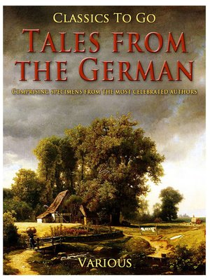 cover image of Tales from the German
