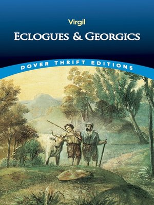 cover image of Eclogues and Georgics