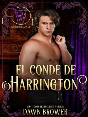 cover image of El Conde De Harrington