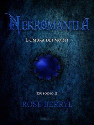 cover image of L'ombra dei morti