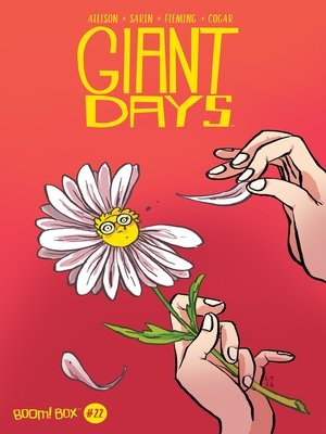 cover image of Giant Days (2015), Issue 22