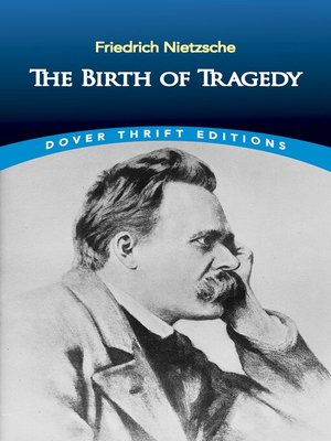 cover image of The Birth of Tragedy