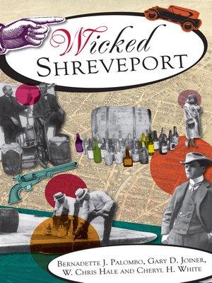 cover image of Wicked Shreveport