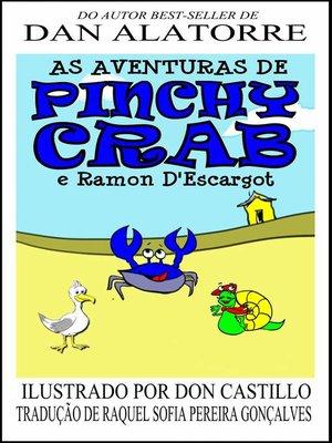 cover image of As Aventuras de Belisquinho Caranguejo e Ramon o Caracol