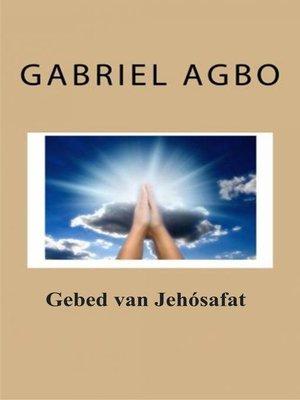 cover image of Gebed van Jehósafat