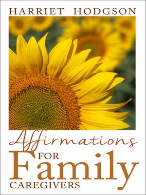 cover image of Affirmations for Family Caregivers