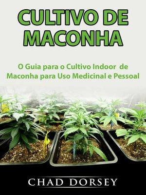 cover image of Cultivo de Maconha