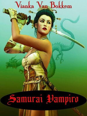 cover image of Samurai Vampiro