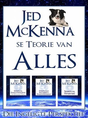 cover image of Jed McKenna se Teorie van Alles