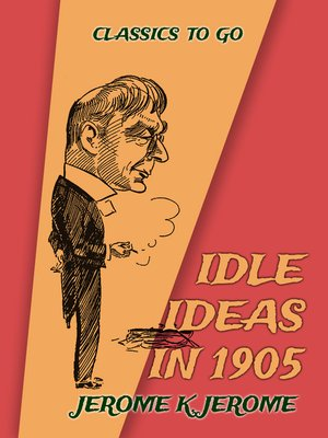 cover image of Idle Ideas in 1905
