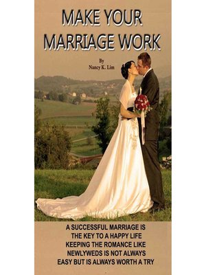 cover image of Make Your Marriage Work