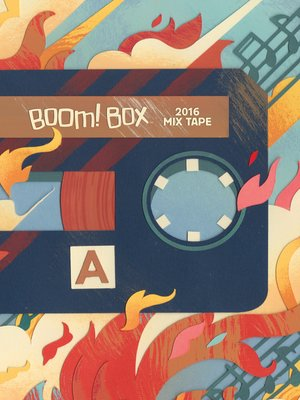 cover image of BOOM! Box Mix Tape 2016