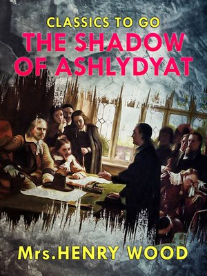 cover image of The Shadow of Ashlydyat