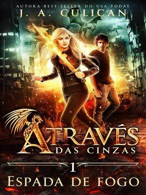 cover image of Espada de fogo