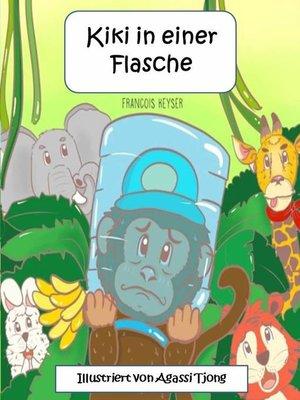 cover image of Kiki in einer Flasche