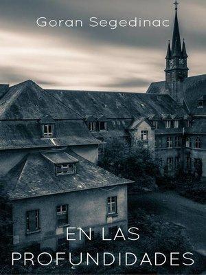 cover image of En las profundidades