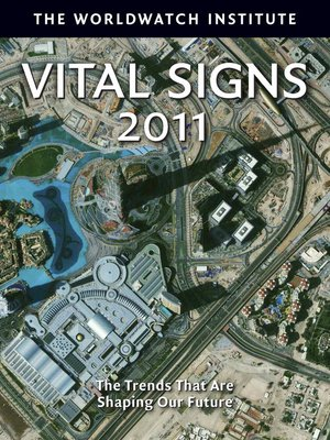 cover image of Vital Signs 2011