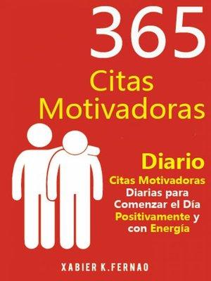 cover image of 365 Citas Motivadoras