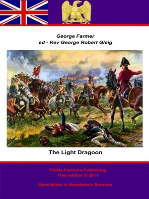 cover image of The Light Dragoon