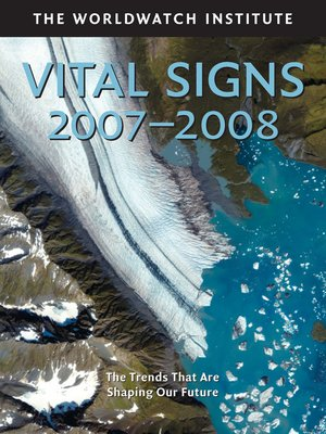 cover image of Vital Signs 2007-2008