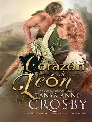 cover image of Corazón de León