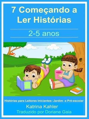cover image of Começando A Ler