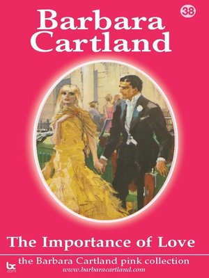 cover image of The Importance of Love