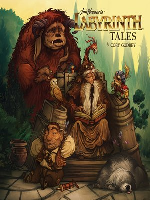 cover image of Jim Henson's Labyrinth Tales