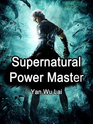 cover image of Supernatural Power Master